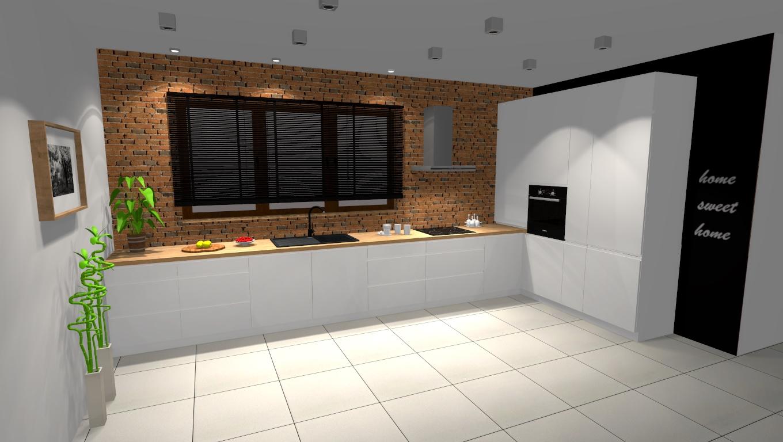 projekt mebli kuchennych tomaszów maz 1