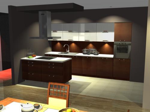 Projekt kuchni 1