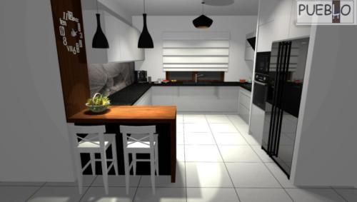 projekt kuchni 19