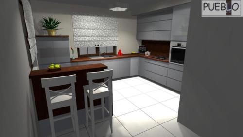 Projekt kuchni 18