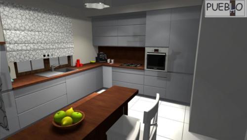 projekt kuchni 182/8