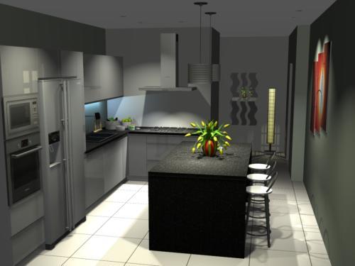 Projekt kuchni 14