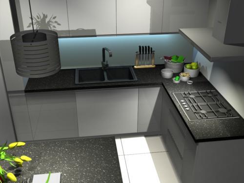 projekt kuchni 1410/10
