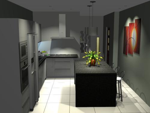 projekt kuchni 142/10