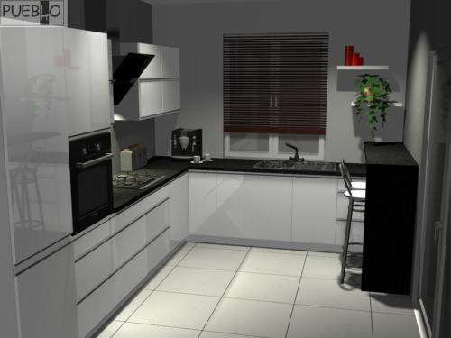 Projekt kuchni 6
