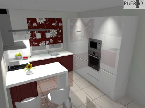 Projekt kuchni 9
