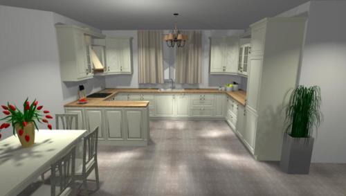projekt kuchni 17