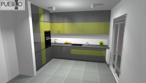 projekt kuchni 12