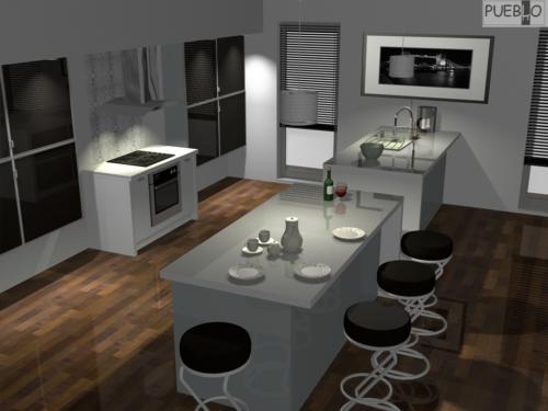 projekt kuchni 13