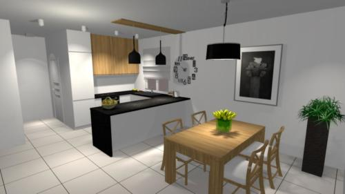 projekt kuchni 21