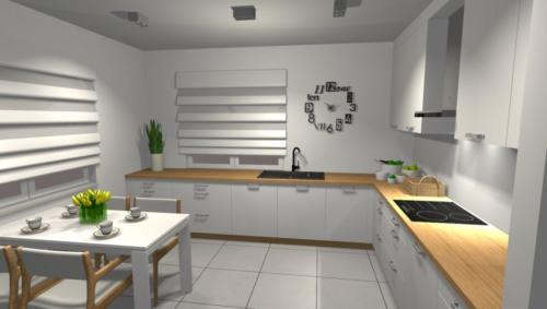 projekt kuchni 23