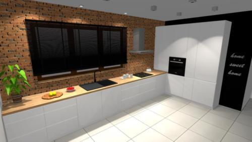 projekt kuchni 24