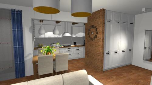 projekt kuchni 25