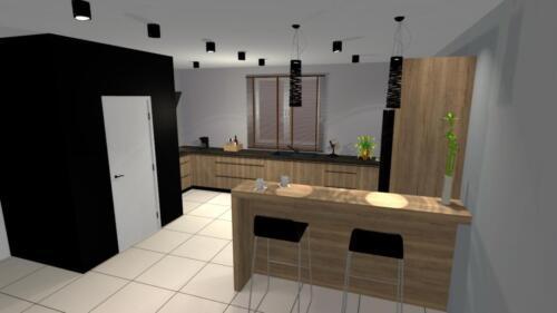 projekt kuchni 26
