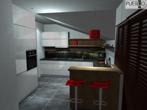 projekt kuchni 15