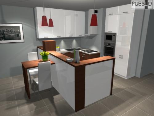projekt kuchni 8