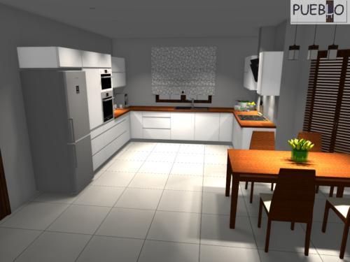 Projekt kuchni 10